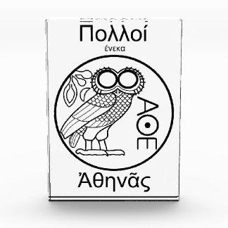 Equipo Athena (fuente griega)