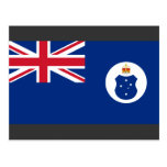 Equipo Australasian, Australia Tarjetas Postales
