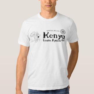 Equipo Aynek de Kenia Playera