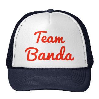 Equipo Banda Gorras De Camionero