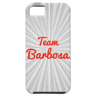 Equipo Barbosa iPhone 5 Case-Mate Cárcasas