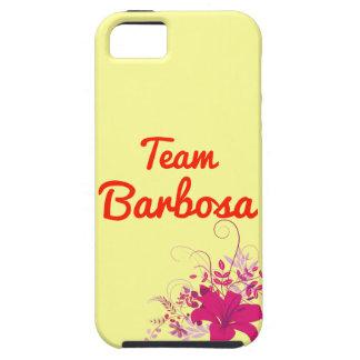 Equipo Barbosa iPhone 5 Funda