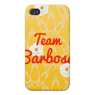 Equipo Barbosa iPhone 4/4S Carcasa