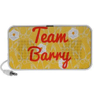 Equipo Barry Altavoz De Viaje