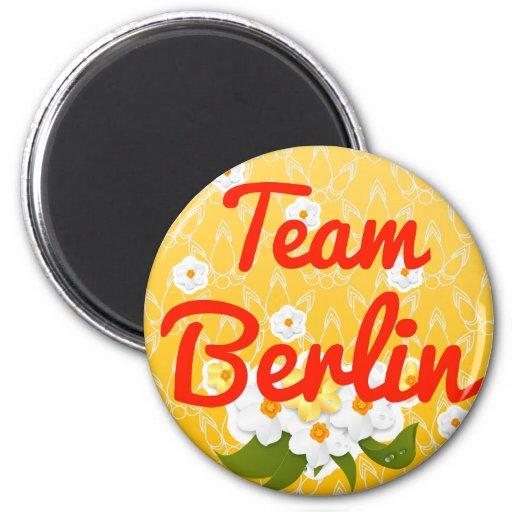 Equipo Berlín Imán Redondo 5 Cm
