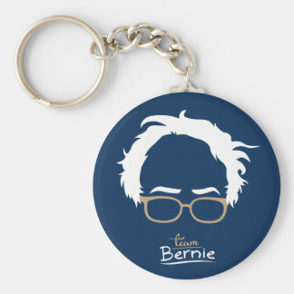 Equipo Bernie - chorreadoras de Bernie para el Llavero Redondo Tipo Pin