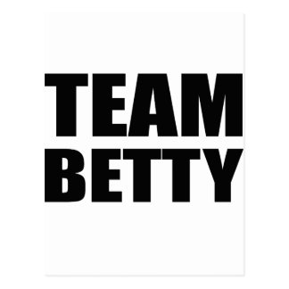 EQUIPO BETTY POSTAL