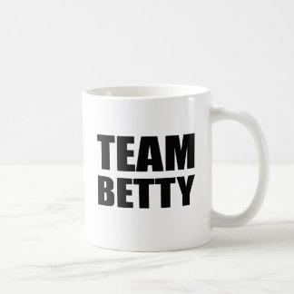 Equipo Betty Tazas De Café