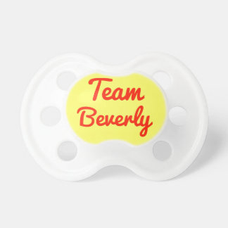 Equipo Beverly Chupetes