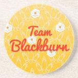 Equipo Blackburn Posavasos Personalizados
