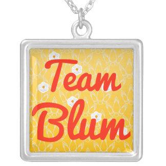Equipo Blum Pendiente