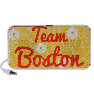 Equipo Boston Portátil Altavoz