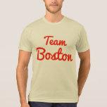 Equipo Boston Camisetas
