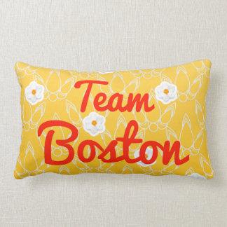 Equipo Boston Almohadas