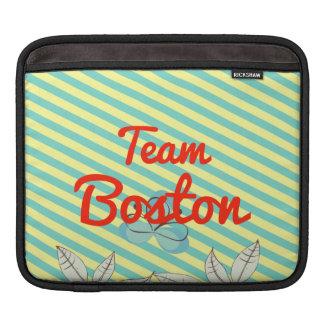 Equipo Boston Mangas De iPad