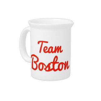 Equipo Boston Jarra Para Bebida