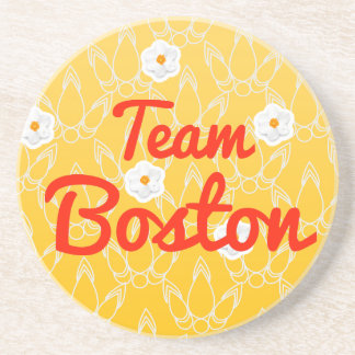Equipo Boston Posavasos Para Bebidas