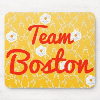 Equipo Boston Alfombrilla De Ratón