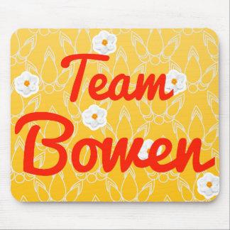 Equipo Bowen Tapete De Ratón