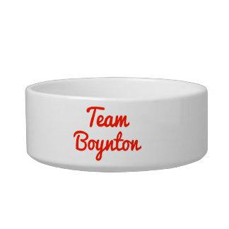 Equipo Boynton Boles Para Gatos