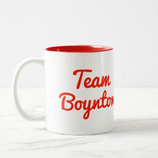 Equipo Boynton Taza Dos Tonos