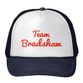 Equipo Bradshaw Gorras