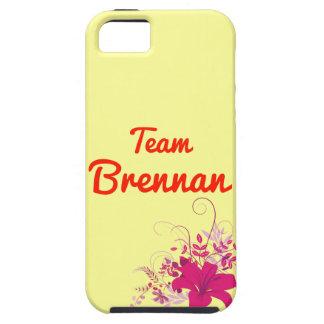 Equipo Brennan iPhone 5 Carcasas