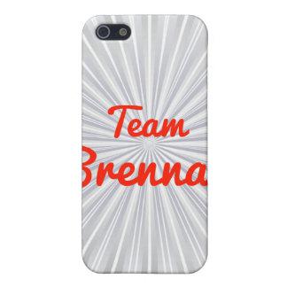 Equipo Brennan iPhone 5 Carcasa