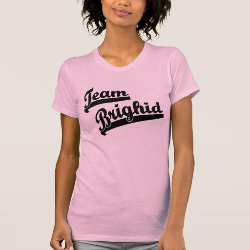 Equipo Brighid Camiseta