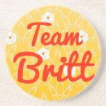 Equipo Britt Posavaso Para Bebida