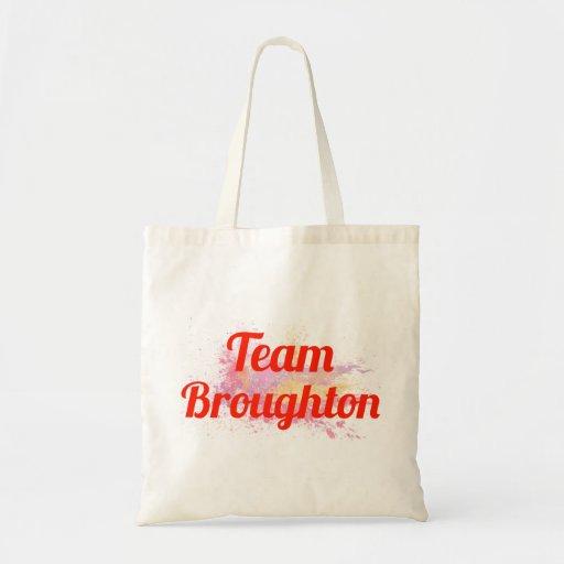 Equipo Broughton Bolsa Tela Barata