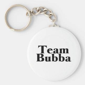 Equipo Bubba Llavero Redondo Tipo Pin