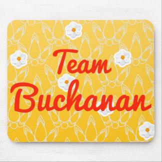 Equipo Buchanan Mousepad