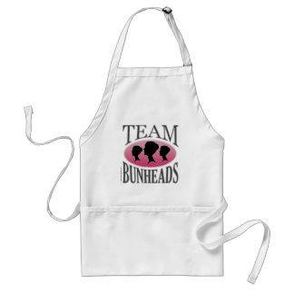 Equipo Bunheads (personalizable) Delantal