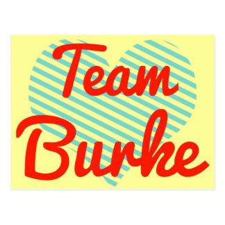Equipo Burke Postal
