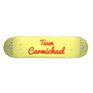 Equipo Carmichael Patines Personalizados