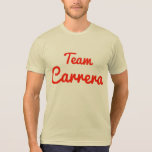 Equipo Carrera Camiseta