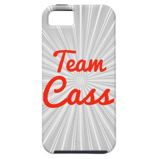 Equipo Cass iPhone 5 Protectores