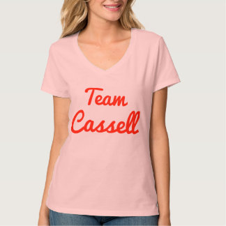 Equipo Cassell Playeras