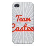 Equipo Casteel iPhone 4 Protectores