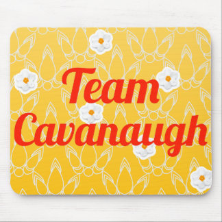 Equipo Cavanaugh Mouse Pads