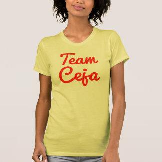 Equipo Ceja Camisetas