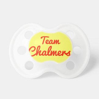 Equipo Chalmers Chupetes De Bebe