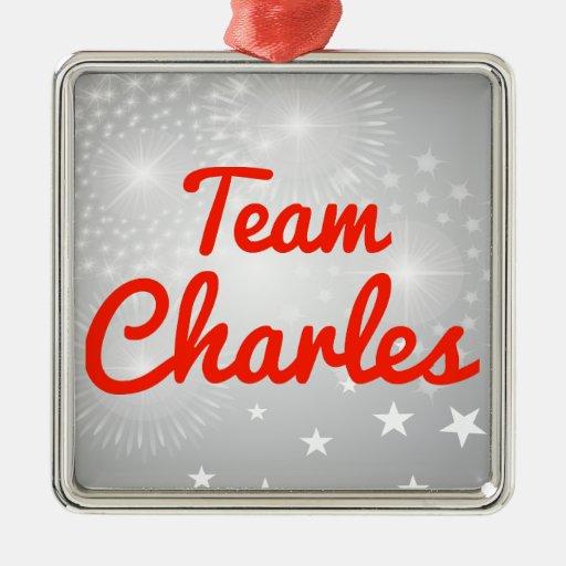 Equipo Charles Ornamentos Para Reyes Magos
