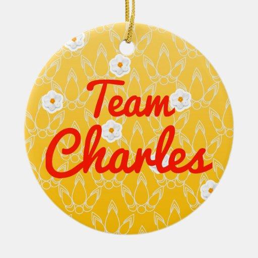 Equipo Charles Ornamento Para Reyes Magos