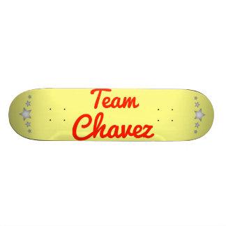 Equipo Chavez Monopatín