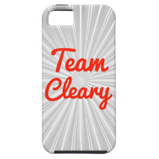 Equipo Cleary iPhone 5 Case-Mate Cobertura