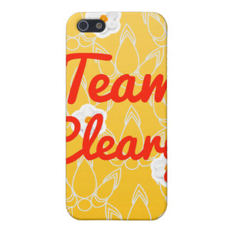 Equipo Cleary iPhone 5 Carcasa