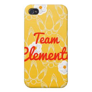 Equipo Clemente iPhone 4 Carcasa