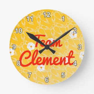 Equipo clemente relojes
